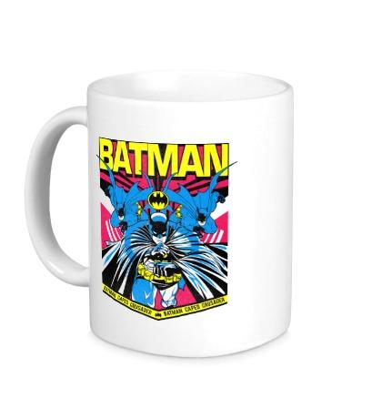 Керамическая кружка Batman Caped Crusader