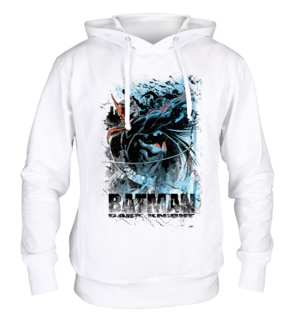 Толстовка с капюшоном Batman: Hero of Gotham