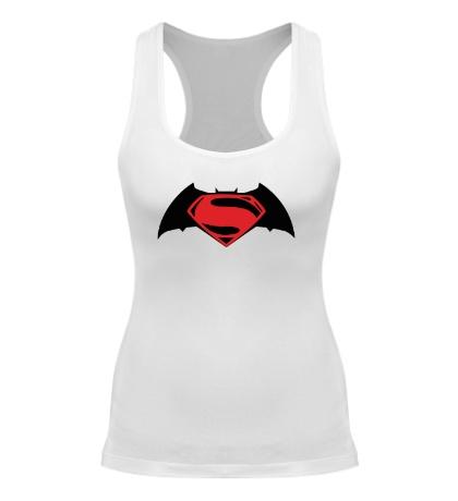 Женская борцовка Batman vs Superman