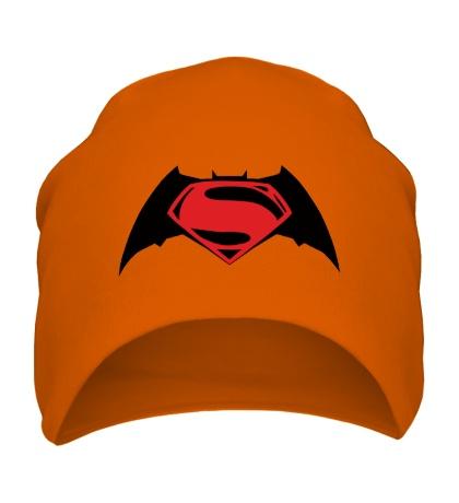 Шапка Batman vs Superman
