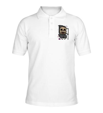 Рубашка поло Испуганная смерть