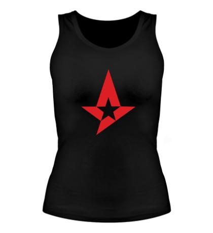 Женская майка Astralis Team