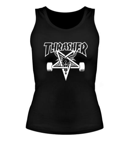 Женская майка Thrasher