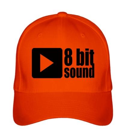 Бейсболка 8bit sound