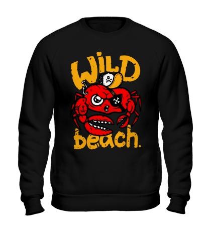 Свитшот Wild beach