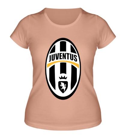 Женская футболка FC Juventus Logo