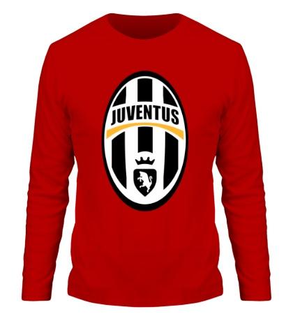 Мужской лонгслив FC Juventus Logo