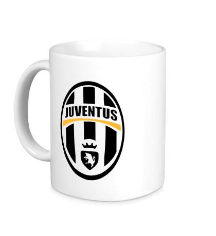Керамическая кружка FC Juventus Logo