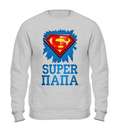 Свитшот Superman Папа