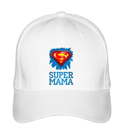Бейсболка Superman Мама