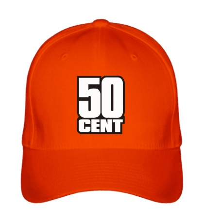 Бейсболка 50 cent