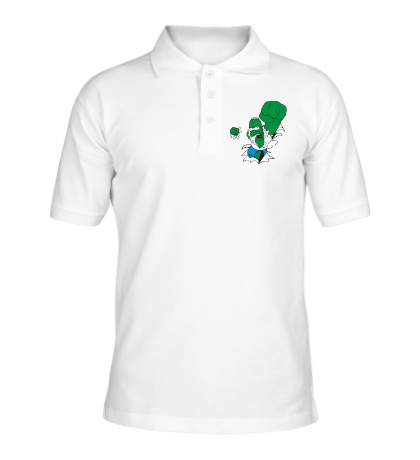 Рубашка поло Гомер-Халк