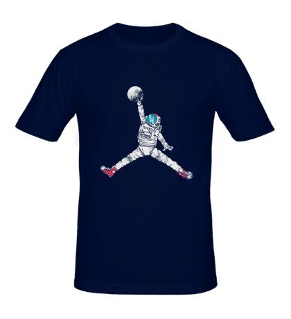 Мужская футболка Space Dunk