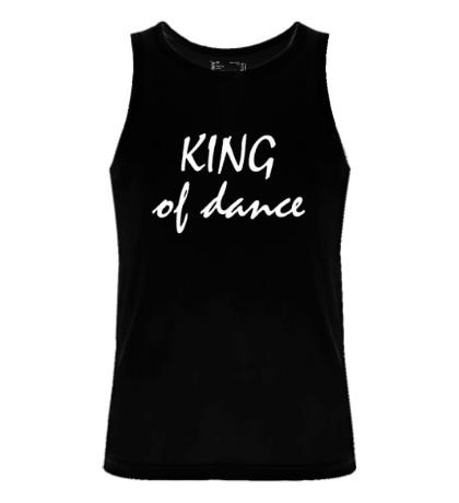 Мужская майка KING of dance