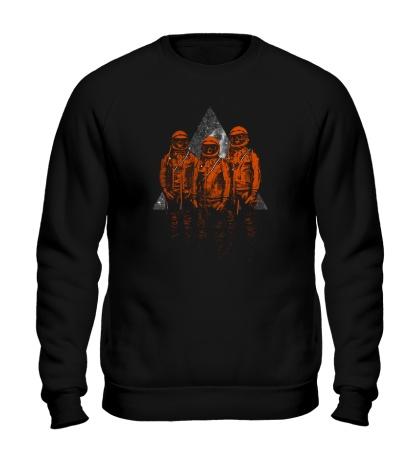 Свитшот Мертвые астронавты