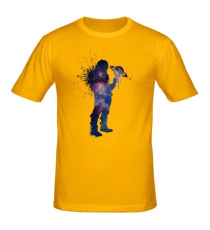 Мужская футболка Космический Джем