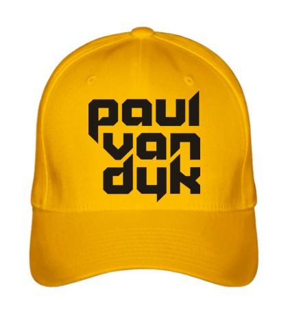 Бейсболка Paul van Dyk
