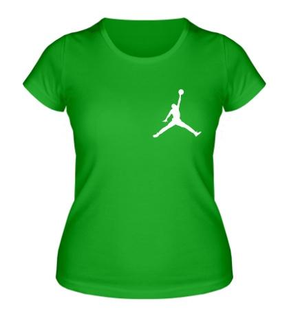 Женская футболка Air Jordan 23