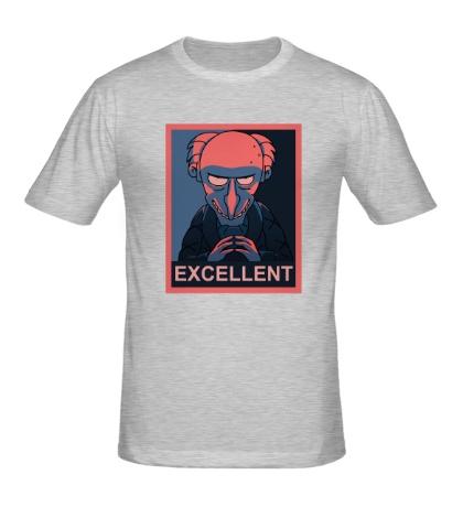 Мужская футболка Мистер Бернс