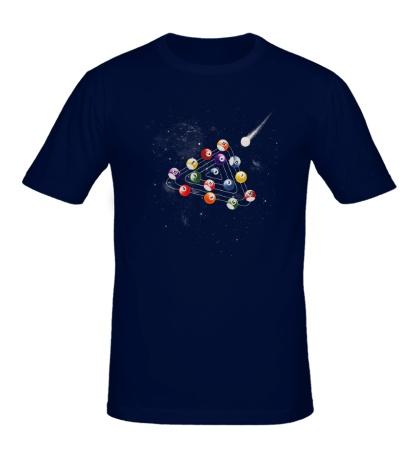 Мужская футболка The Big Bang Balls