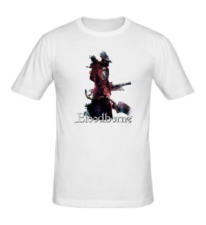 Мужская футболка Bloodborne art