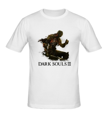 Мужская футболка Dark Souls III