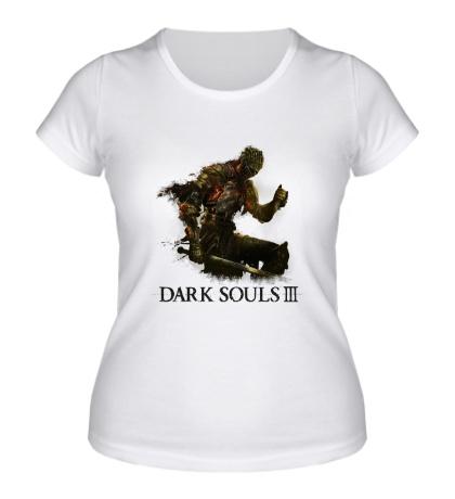 Женская футболка Dark Souls III