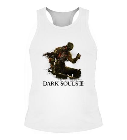 Мужская борцовка Dark Souls III