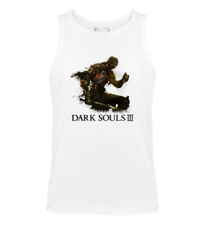 Мужская майка Dark Souls III