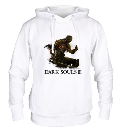 Толстовка с капюшоном Dark Souls III