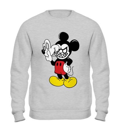 Свитшот Evil Mickey Mouse