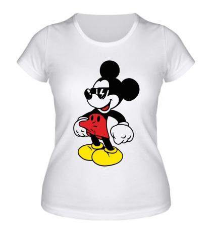 Женская футболка Sexy Mickey Mouse