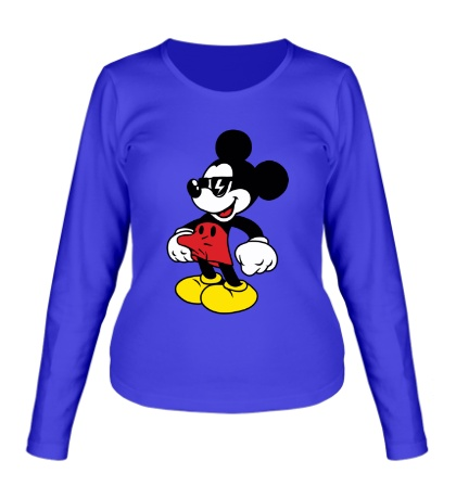 Женский лонгслив Sexy Mickey Mouse