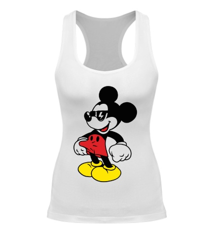 Женская борцовка Sexy Mickey Mouse