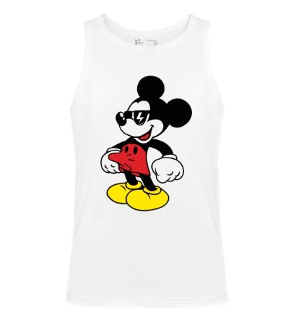 Мужская майка Sexy Mickey Mouse
