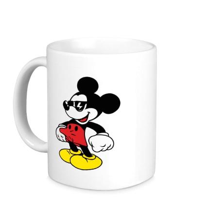 Керамическая кружка Sexy Mickey Mouse