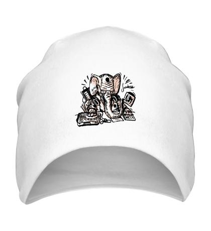 Шапка DJ Elephant