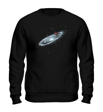 Свитшот Последняя галактика