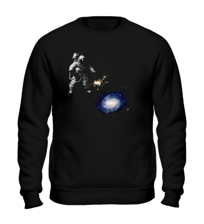 Свитшот Освещая галактику