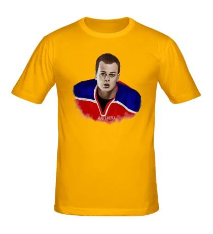 Мужская футболка Влад Канопка