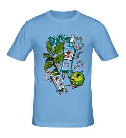 Мужская футболка Mohito dance