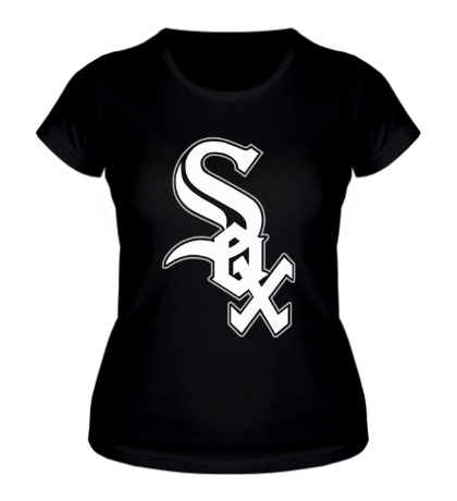 Женская футболка Chicago White Sox