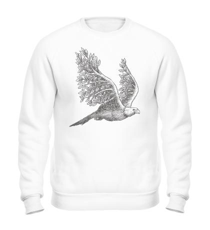 Свитшот Взмах орла
