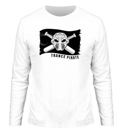 Мужской лонгслив Trance pirate