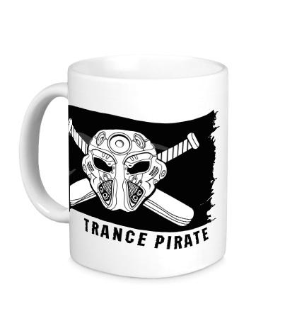 Керамическая кружка Trance pirate