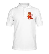 Рубашка поло Хрррюшка
