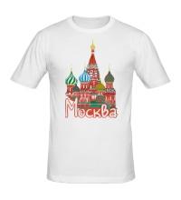 Мужская футболка Моя Москва