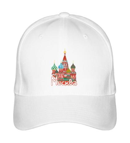 Бейсболка Моя Москва
