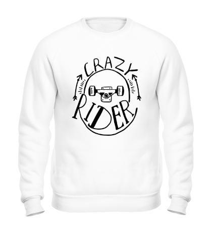 Свитшот Crazy Rider
