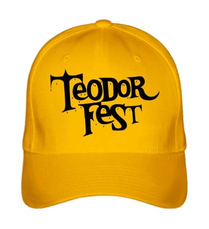 Бейсболка Teodor Fest